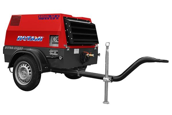 MDVN 26K debit 2500 l/min., presiune de lucru 6.5 bar, motor diesel Kubota