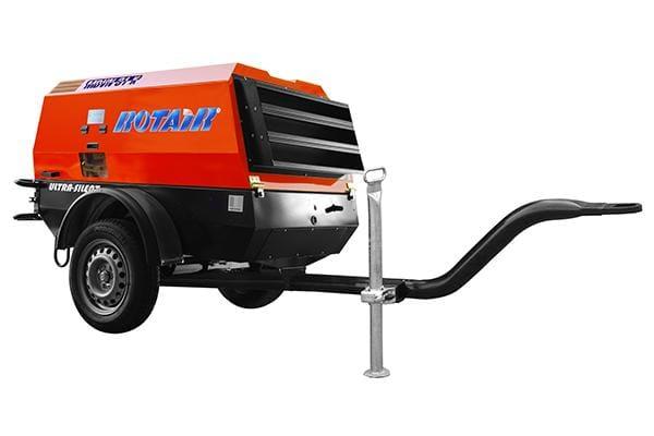 MDVN 31K debit 3000 l/min., presiune de lucru 7 bar, motor diesel Kubota