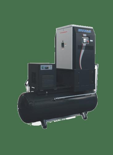 Compresor electric cu surub Rotair seria EN 07B rezervor 270l