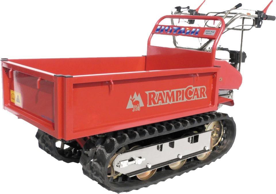 Mini Dumper ROTAIR Rampicar R30