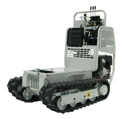 Mini Dumper ROTAIR Rampicar R70, motor Yanmar