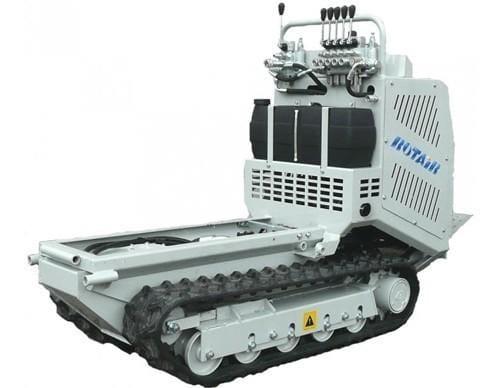 Mini Dumper ROTAIR Rampicar R70 PLUS, motor Yanmar