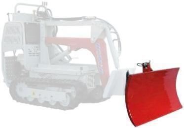 Lama pentru zapada, latime 1050mm reglabila hidraulic
