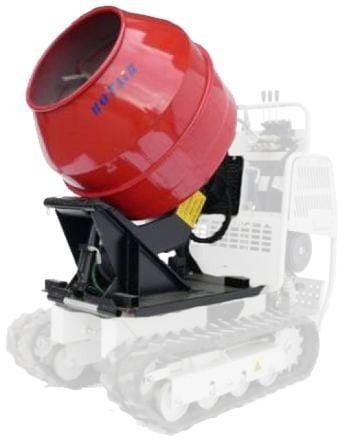 Betoniera IMER 250 litri