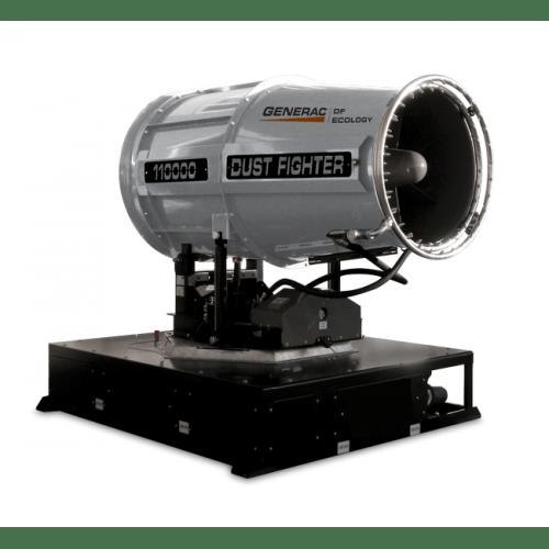 Tun pentru indepartarea prafului GENERAC Dust Fighter 110000 - Suprafata acoperita 110-120 m (fara vant)