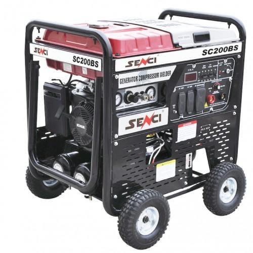 SC-20031 Multifunctional: generator, aparat de sudura, compresor
