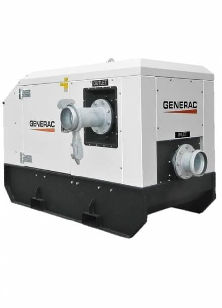 Motopompa pentru drenaj GENERAC DWPSP10-FC