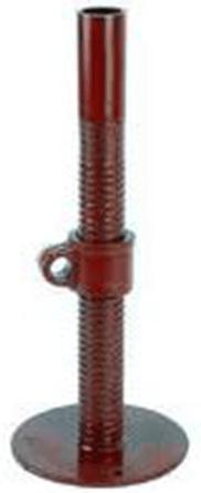 Baza reglabila filetata vopsita max. 100 cm
