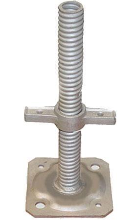 Baza reglabila filetata zincata max. 100 cm