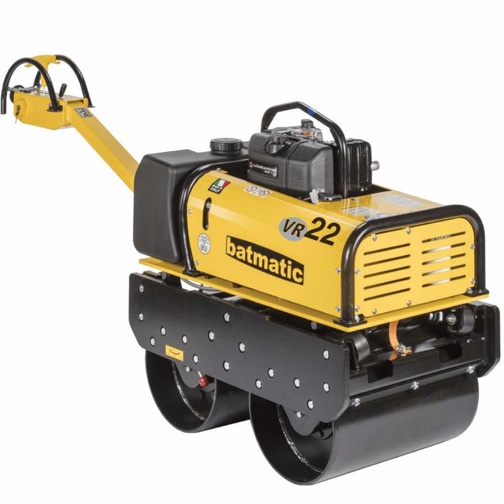 Cilindru vibrocompactor VR22H diesel, 22 kN, motor Hatz, 10.2 cp, 725 kg, BATMATIC