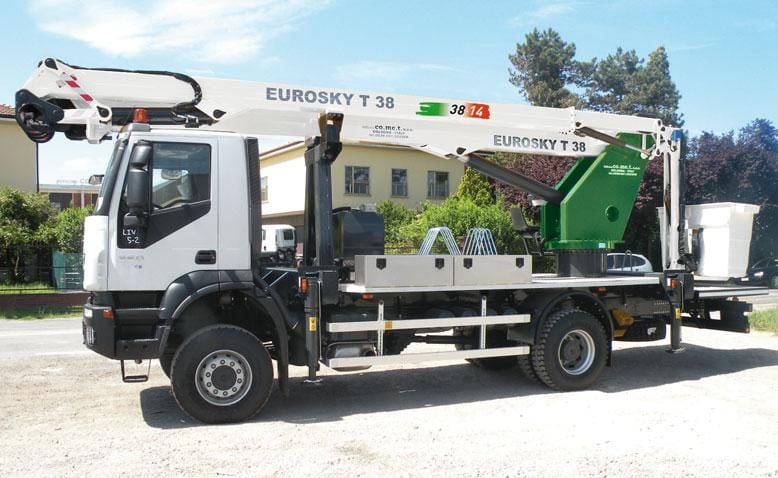Nacela EuroSky T, 38-2-14 T