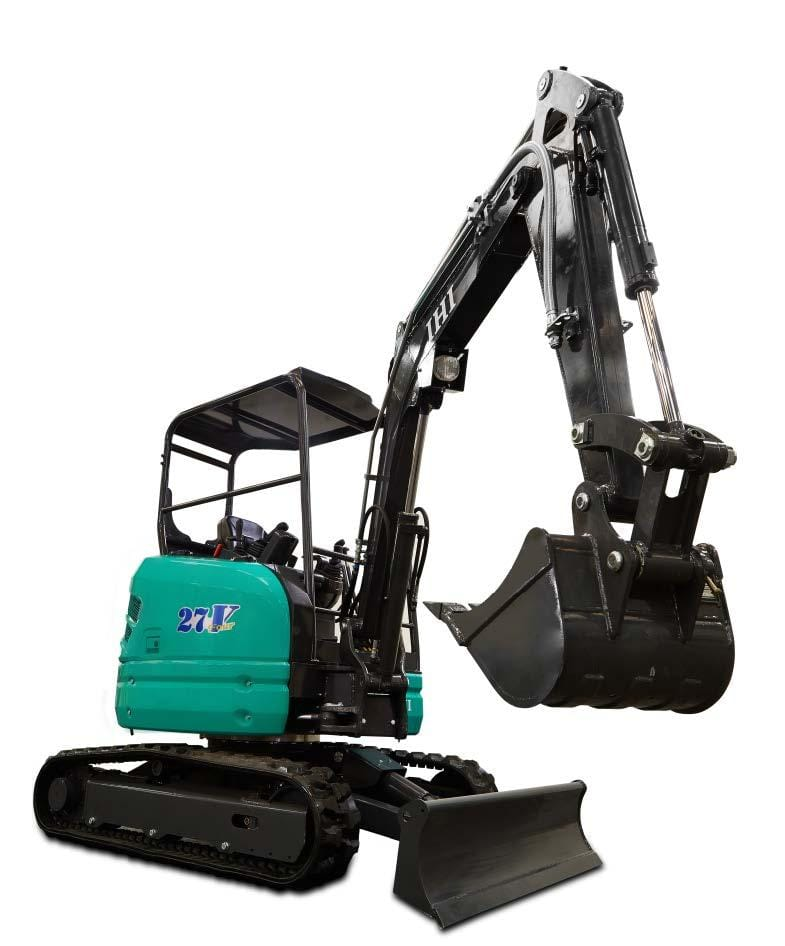 Mini excavator 27V4