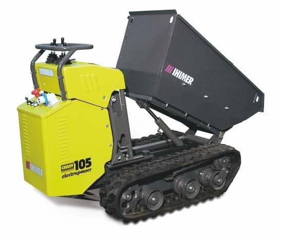 Mini dumper Carry 105e