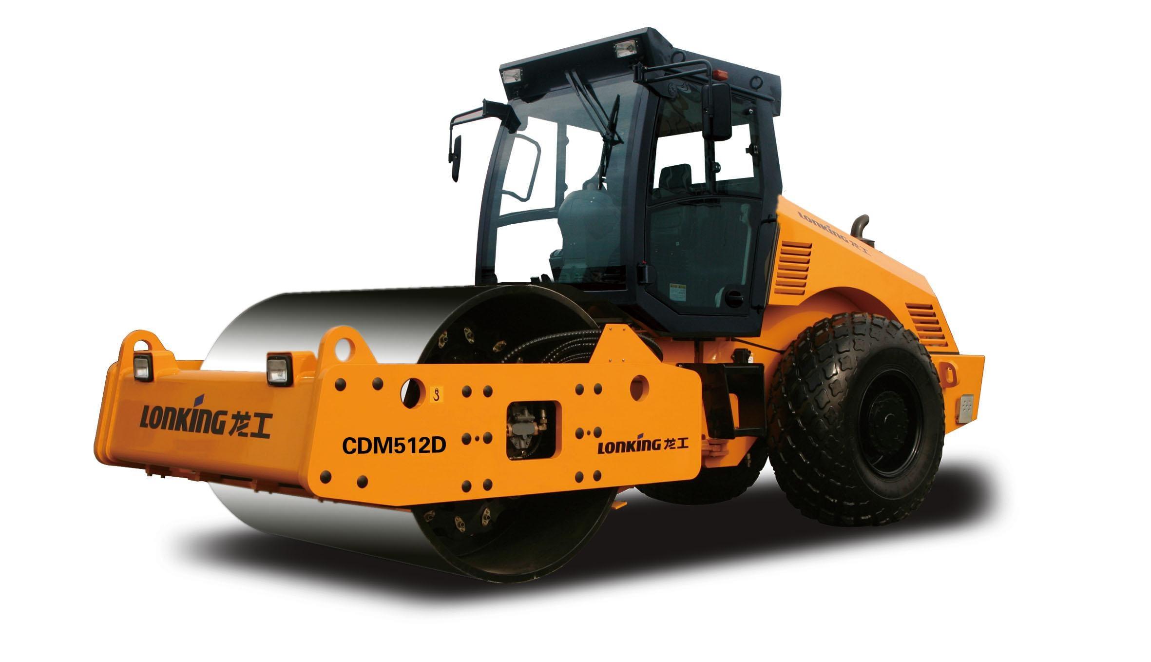 Cilindru compactor CDM512D