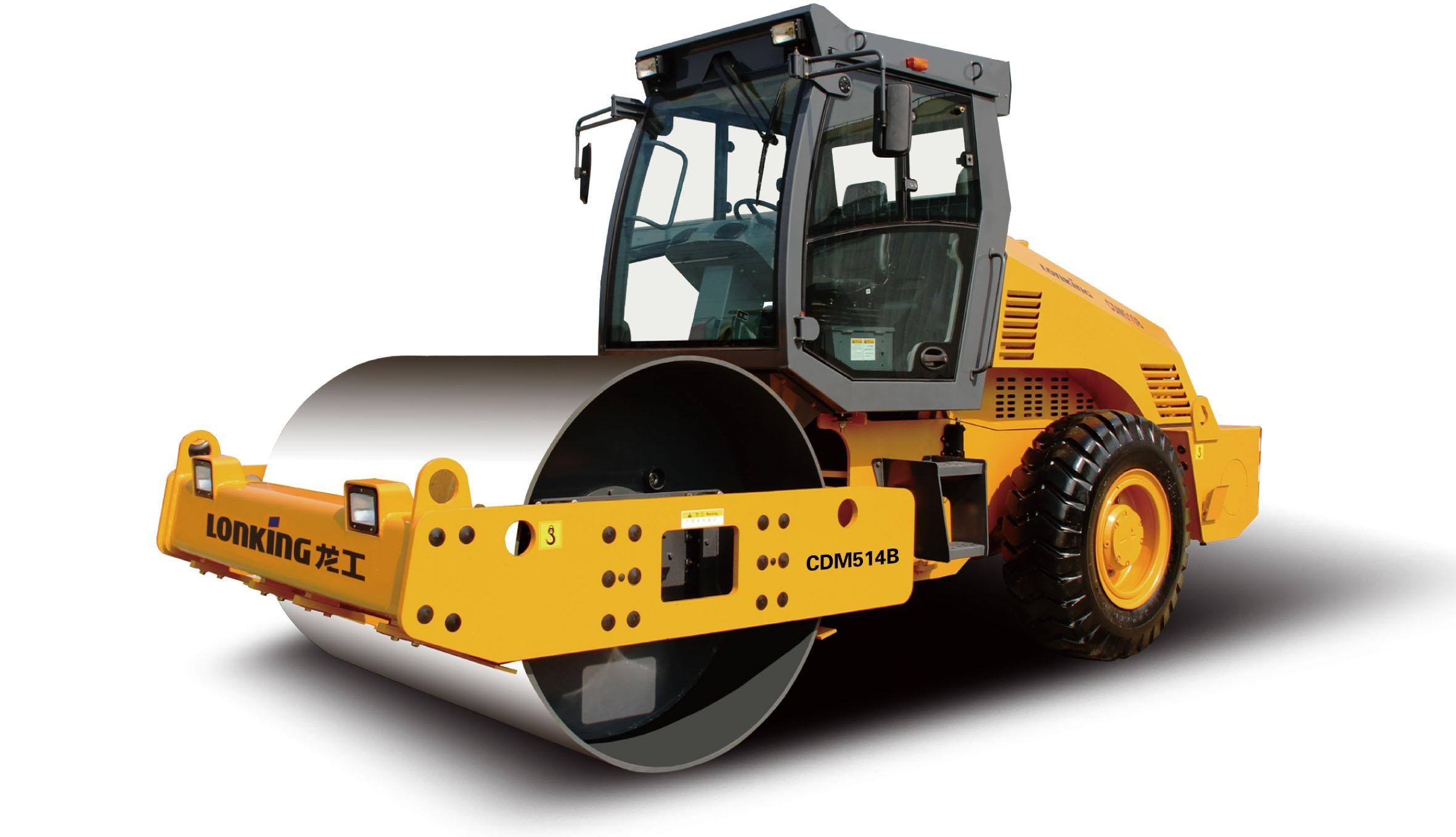 Cilindru compactor CDM514B