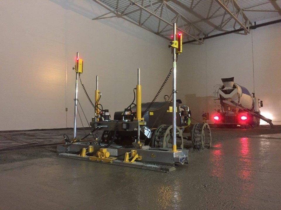 Vibro rigla automatizata cu laser MS-355