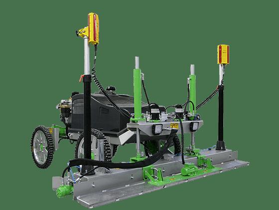 Vibro rigla automatizata cu laser MS575