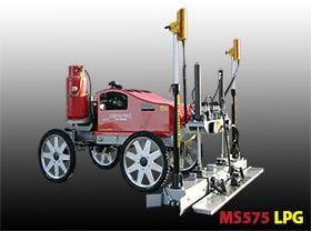 Vibro rigla automatizata cu laser MS575-LPG