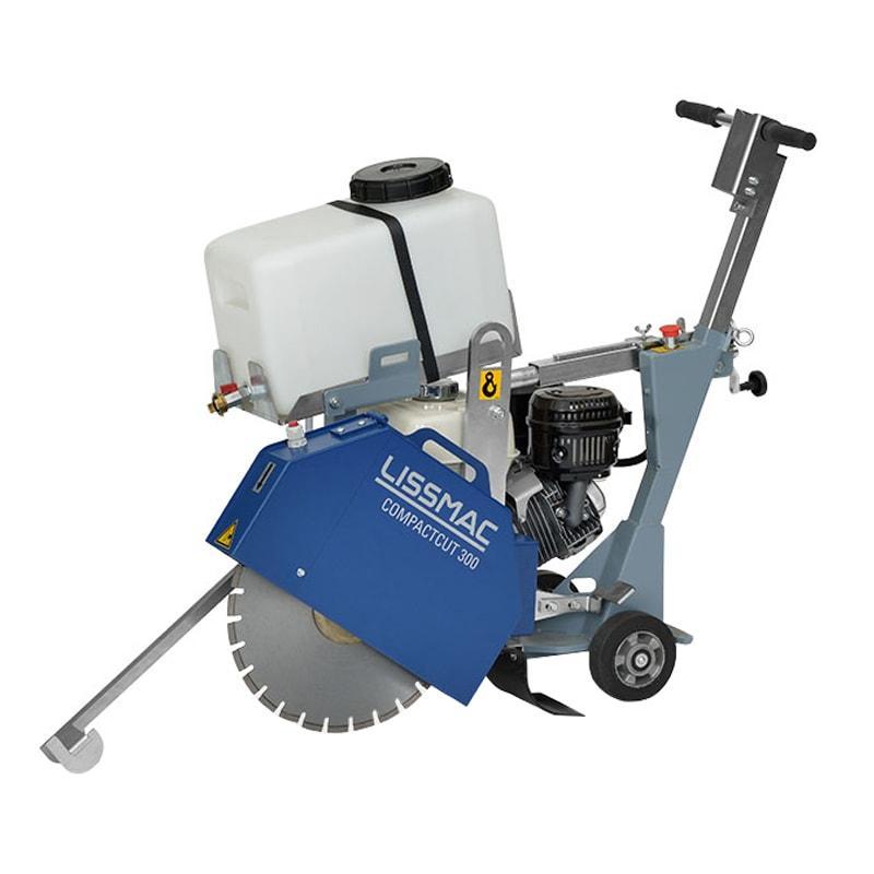 Masina de taiat asfalt/beton Compactcut 300 LISSMAC