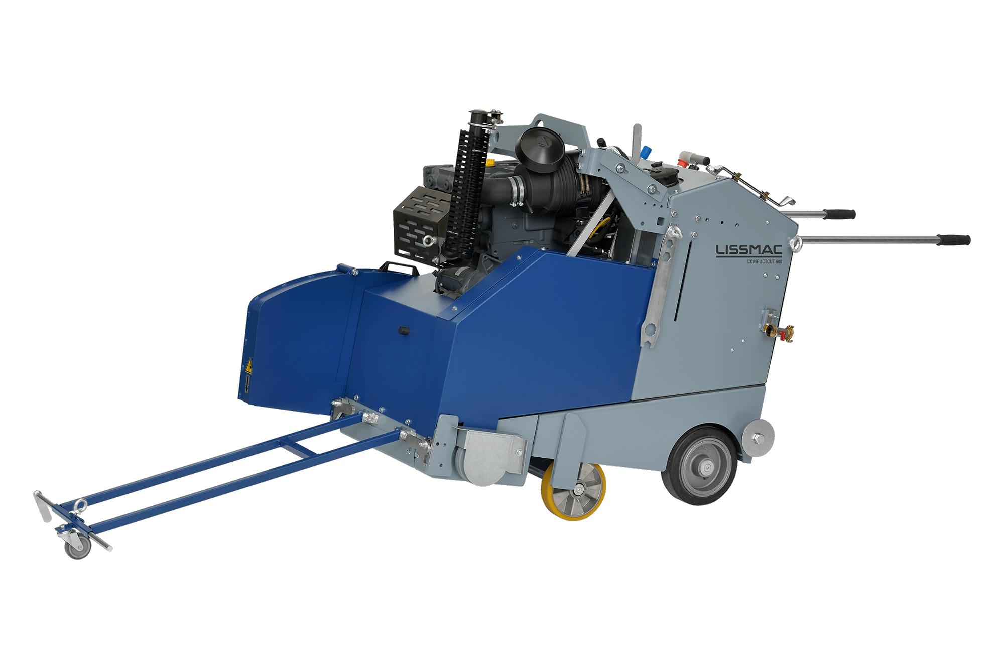Masina de taiat asfalt/beton Compactcut 900 D LISSMAC