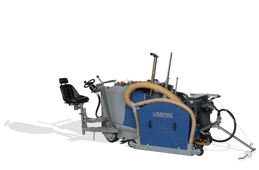 Masina de taiat asfalt/beton Multicut 900/905 LISSMAC