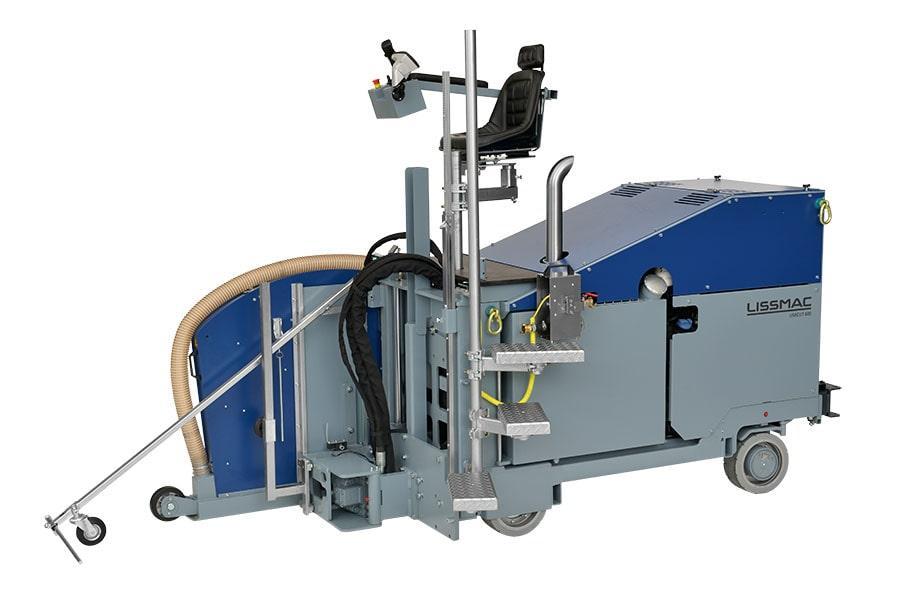 Masina de taiat asfalt/beton Unicut 600 LISSMAC