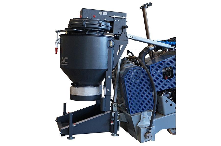 Aspirator profesional Vacuum-Dry 300  LISSMAC