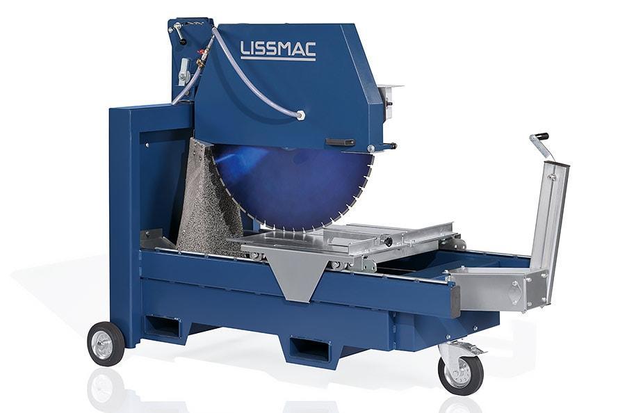 Masina de taiat piatra, granit DTS 1000 V Lissmac