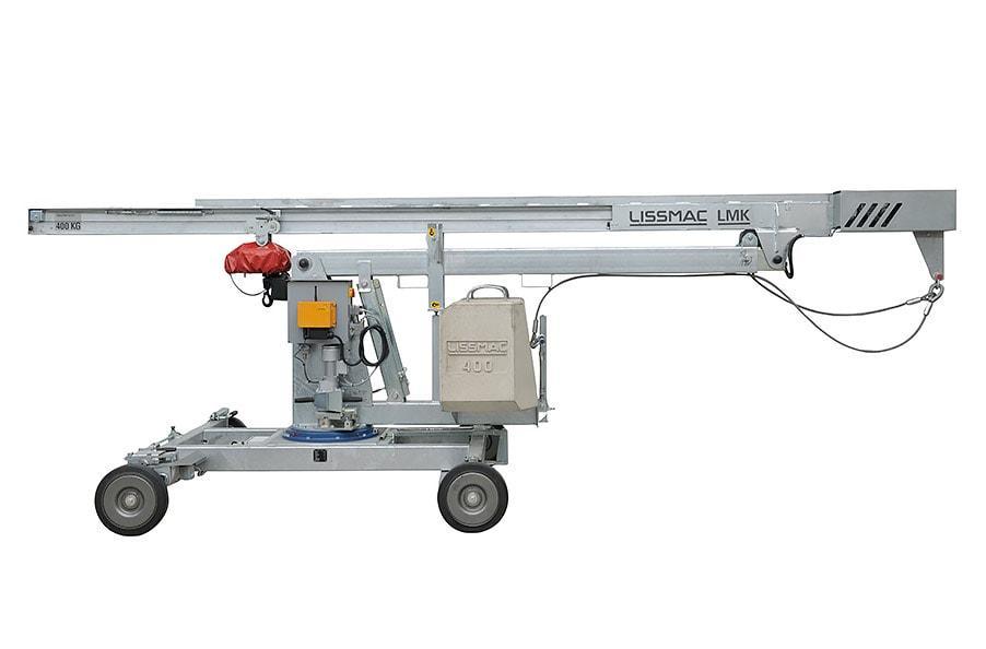 Mini-macarale LMK 400 TFE Lissmac