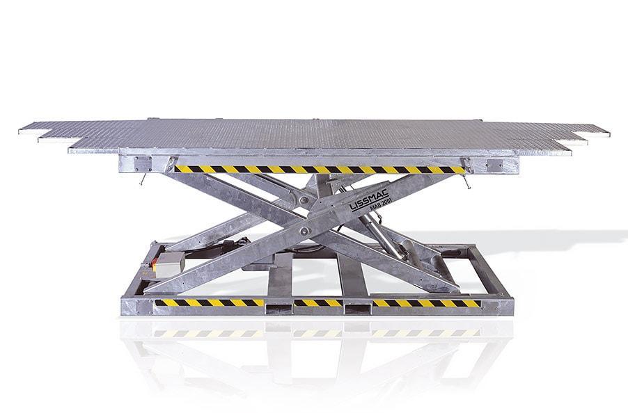 Подъёмный стол MAB 2001-2 Lissmac