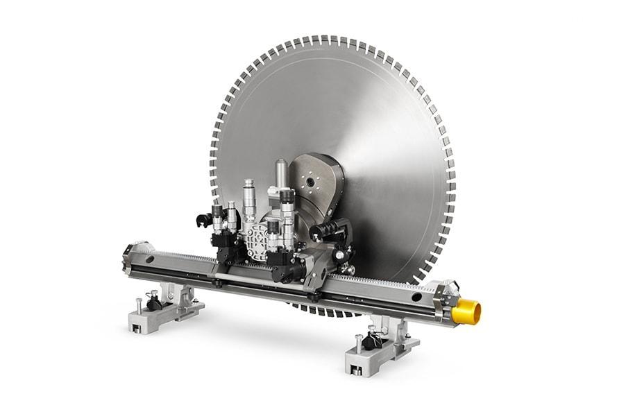 Masina pentru taiat pereti LWSH 1600 Lissmac
