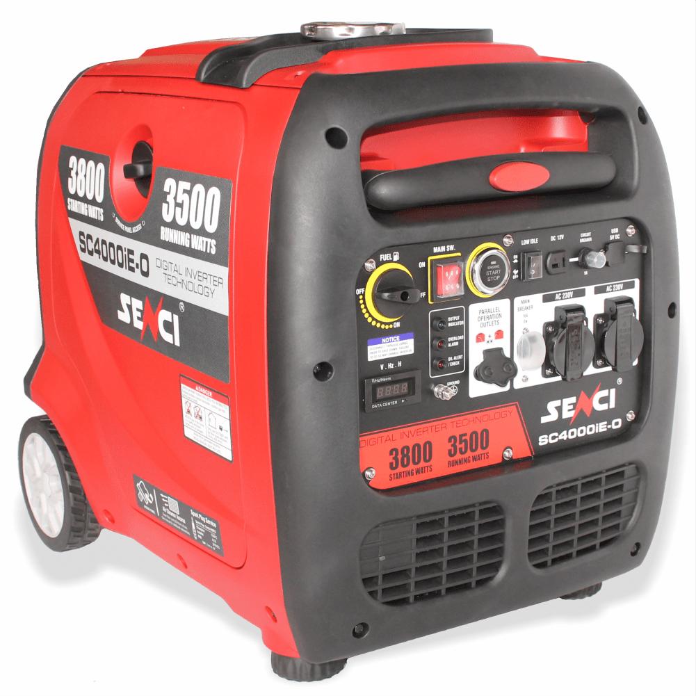 Generator inverter SENCI SC-4000iE-O