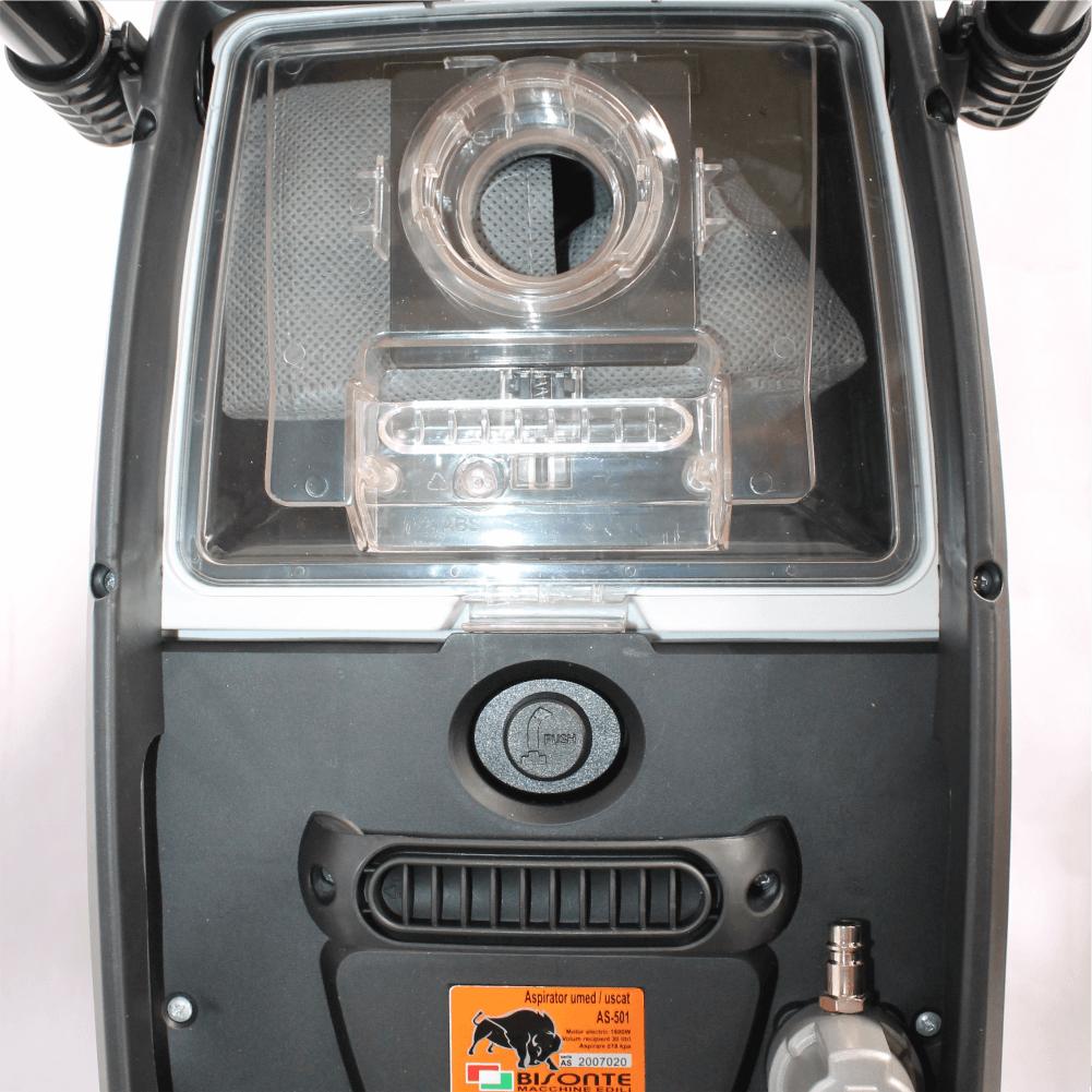 Aspirator cu filtrare prin apa Bisonte AS-501