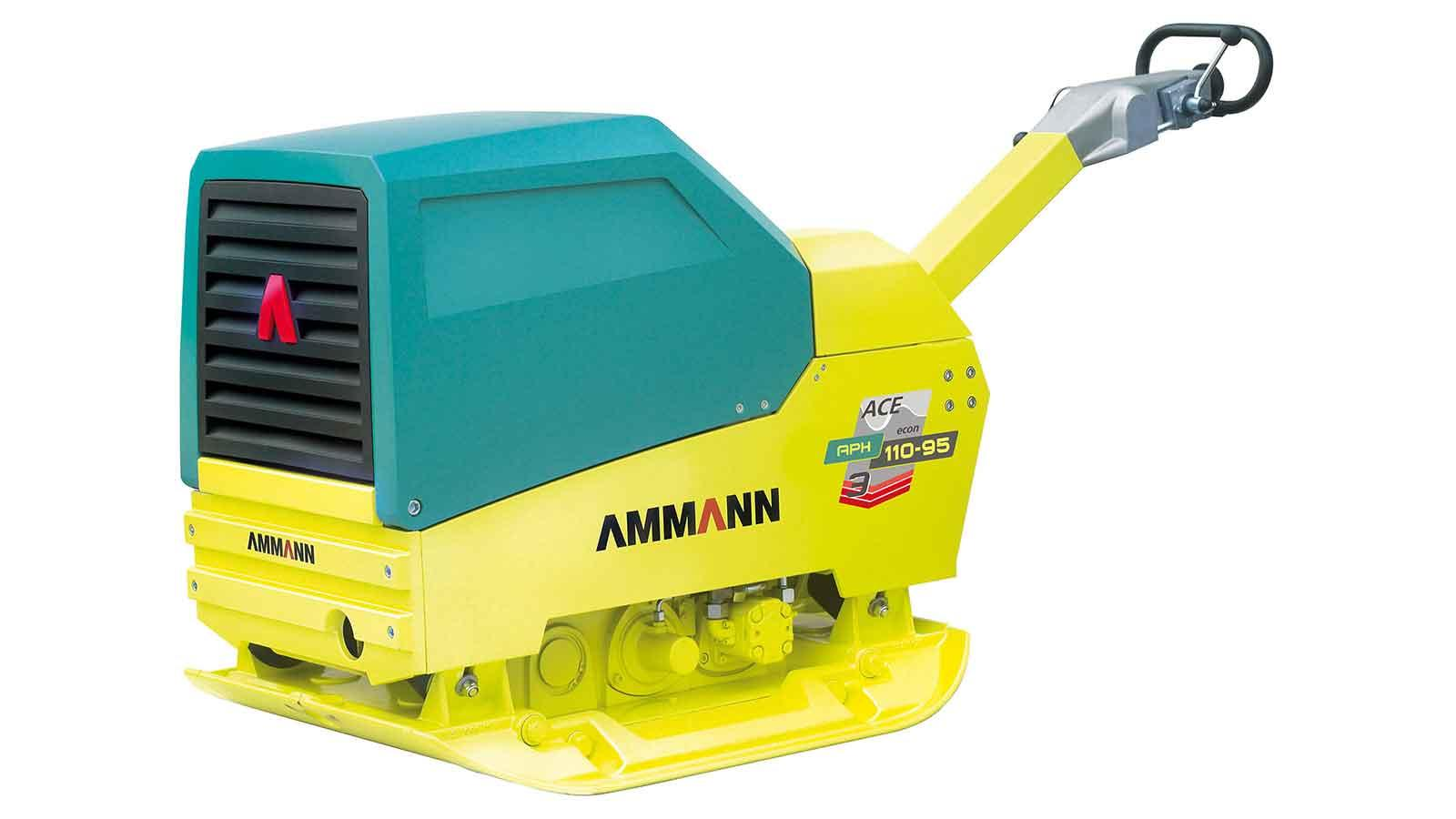 Placa compactoare reversibila hidrostatica AMMANN APH 110-95