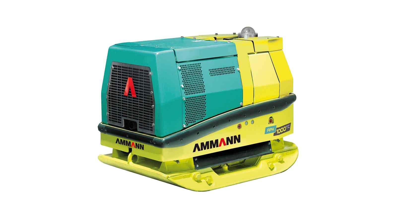 Placa compactoare reversibila hidrostatica AMMANN APH 1000 TC