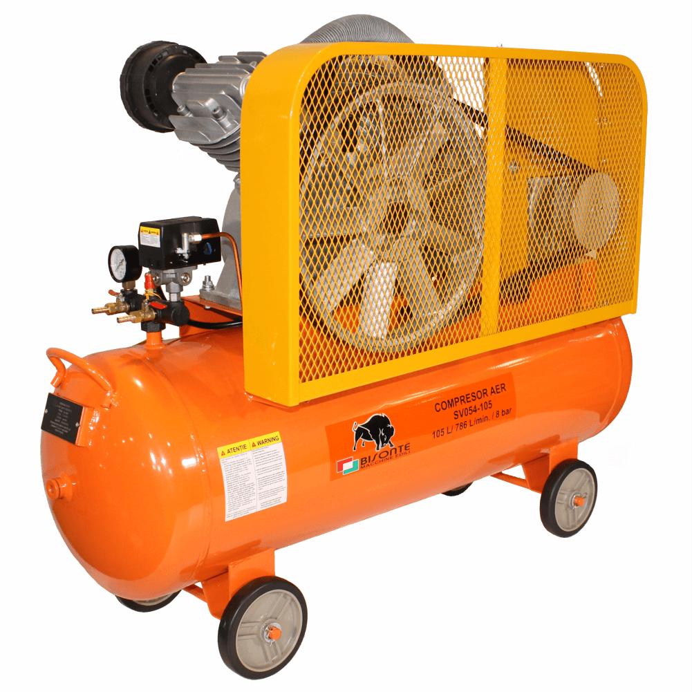 Compresor cu piston BISONTE SV054-105