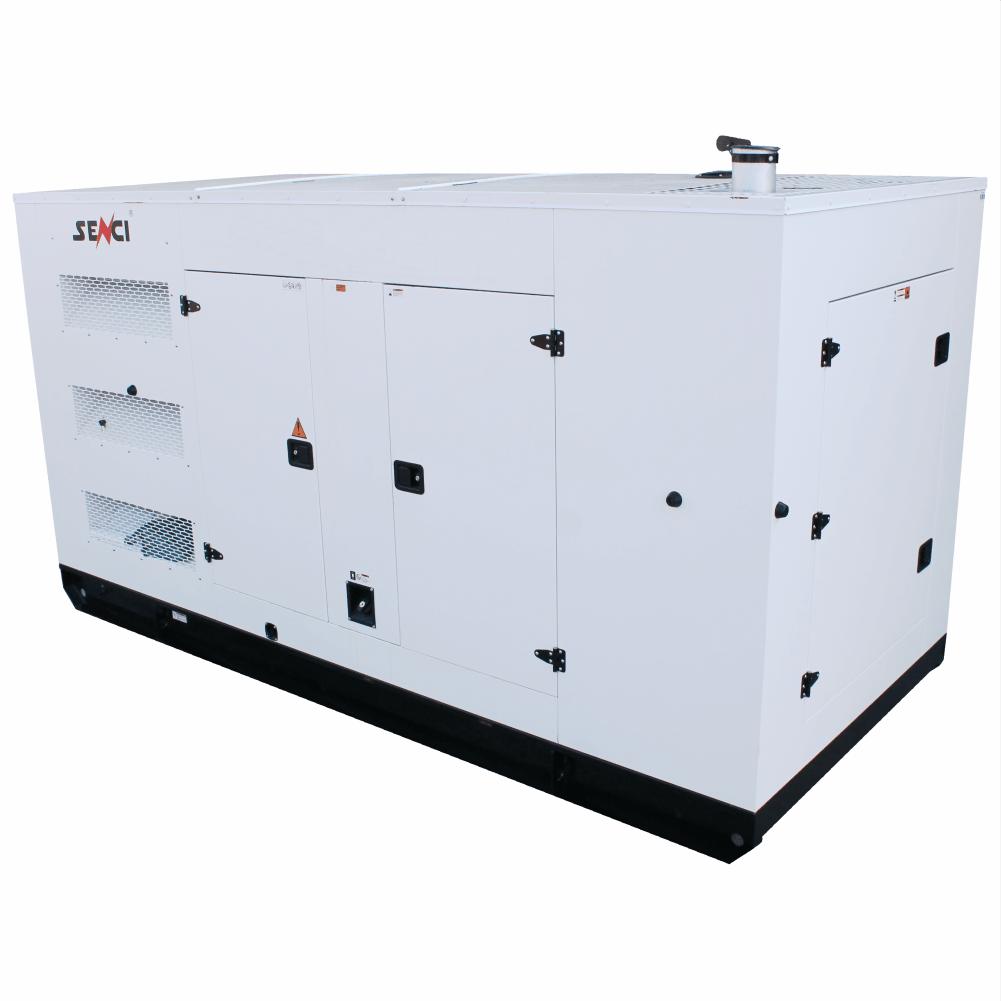 Generator de curent insonorizat diesel SCDE 250YCS