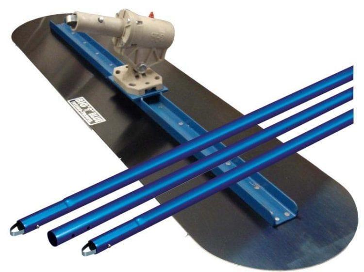 Lipa manuala pentru beton tip BIG BLUE cu miner