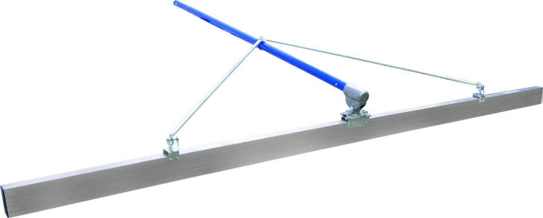 Profil din aluminiu vertical nivelare beton