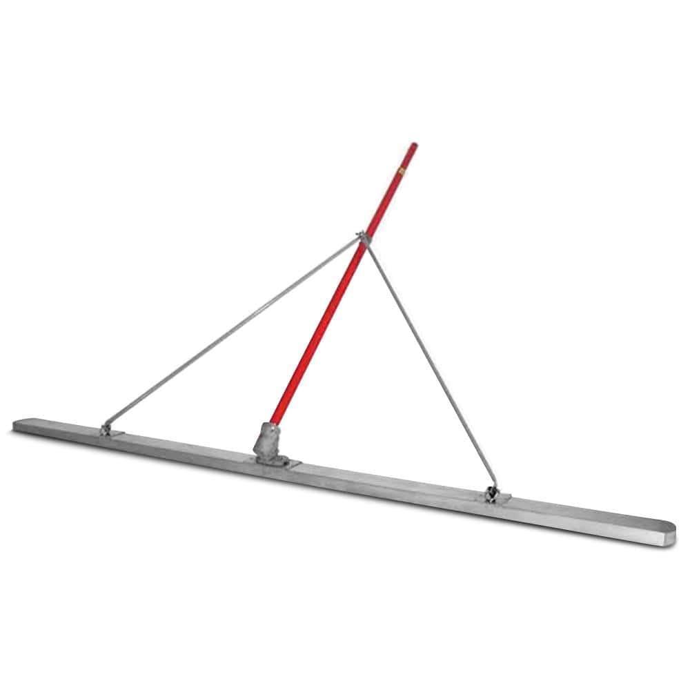 Profil din aluminiu orizontal nivelare beton