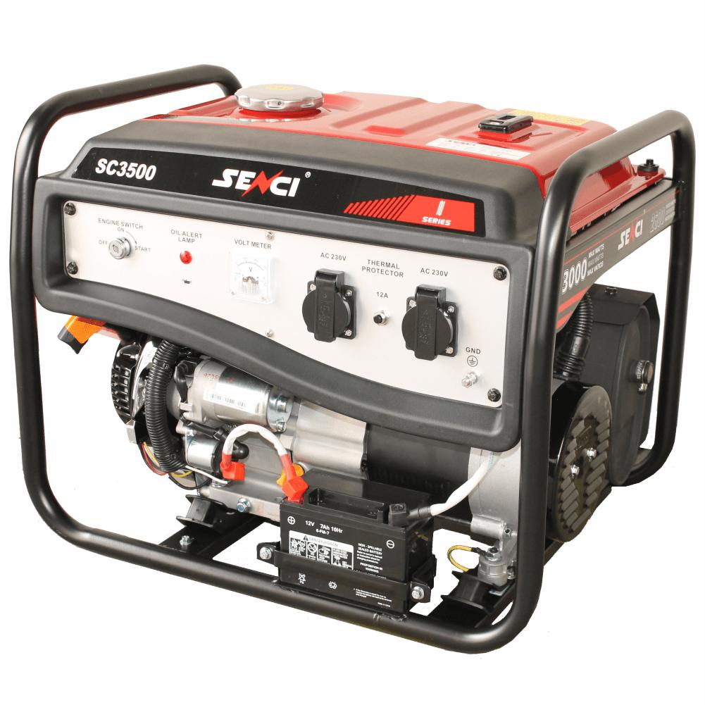 Generator de curent SC-3500E LITE