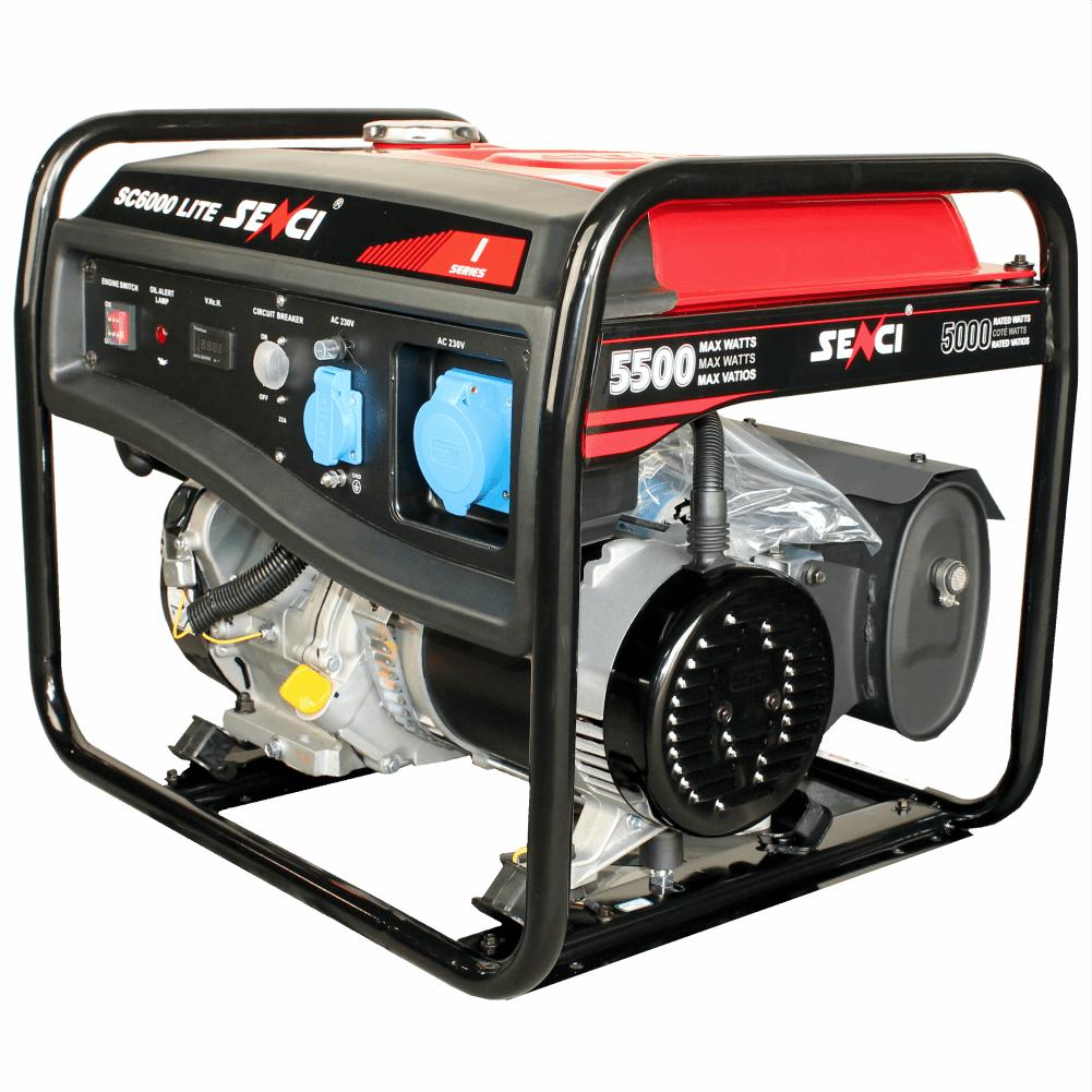 Generator de curent SC-6000 LITE