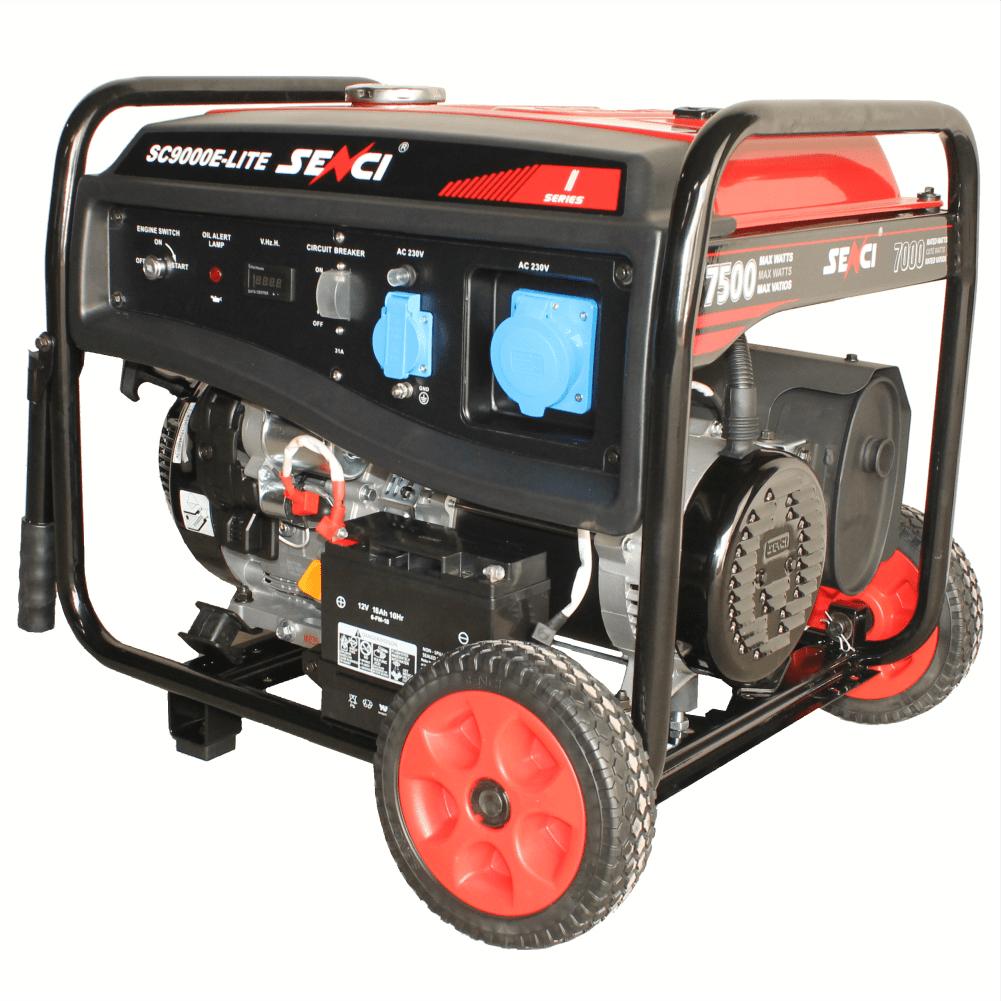 Generator de curent SC-9000E LITE