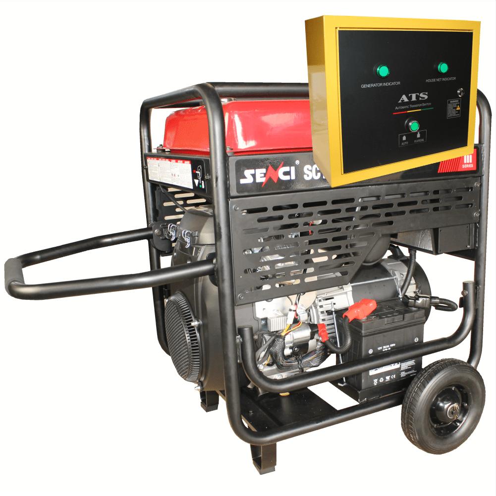 Generator de curent SC-13000-EVO-ATS